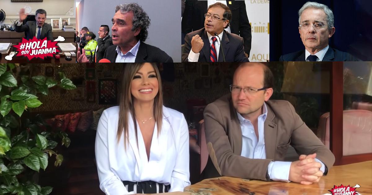¿Santos, Fajardo, Petro o Uribe? Esperanza Gómez reveló con quién grabaría una de sus escenas