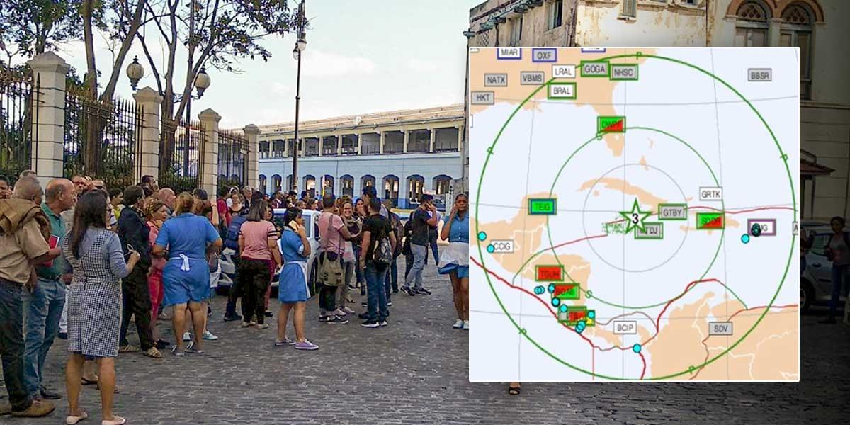 «Alerta de tsunami» en Cuba, Jamaica e Islas Caimán por sismo de magnitud 7,7