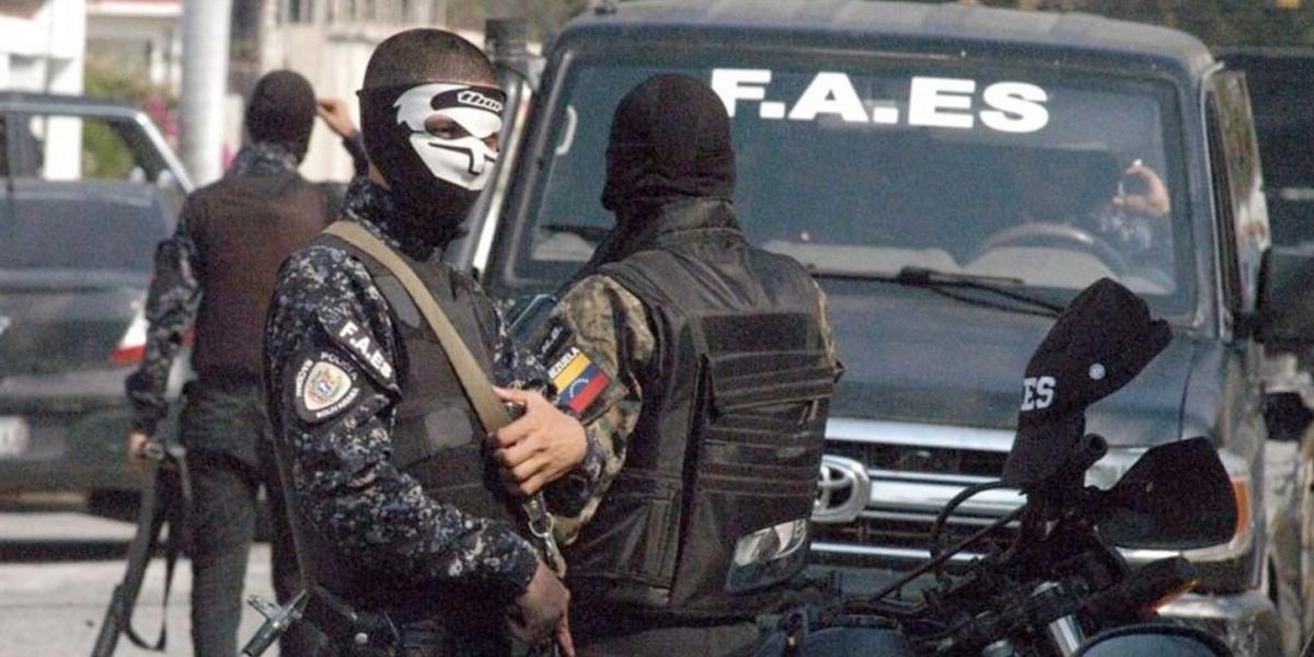 Qué es la FAES, el grupo que capturó a Aída Merlano y que solo obedece a Maduro
