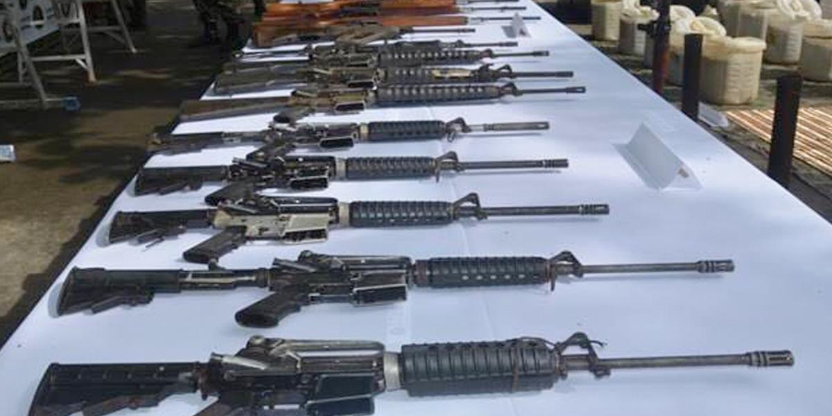 Colombiano es condenado por venta de armas a la guerrilla del ELN en Miami