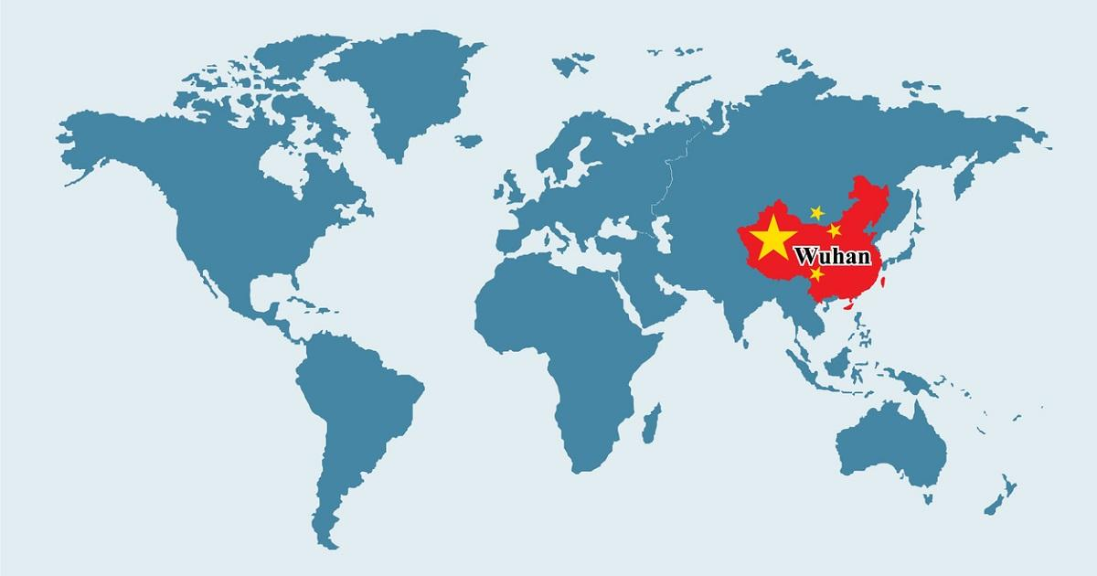 Países con coronavirus de Wuhan - Foto iStock