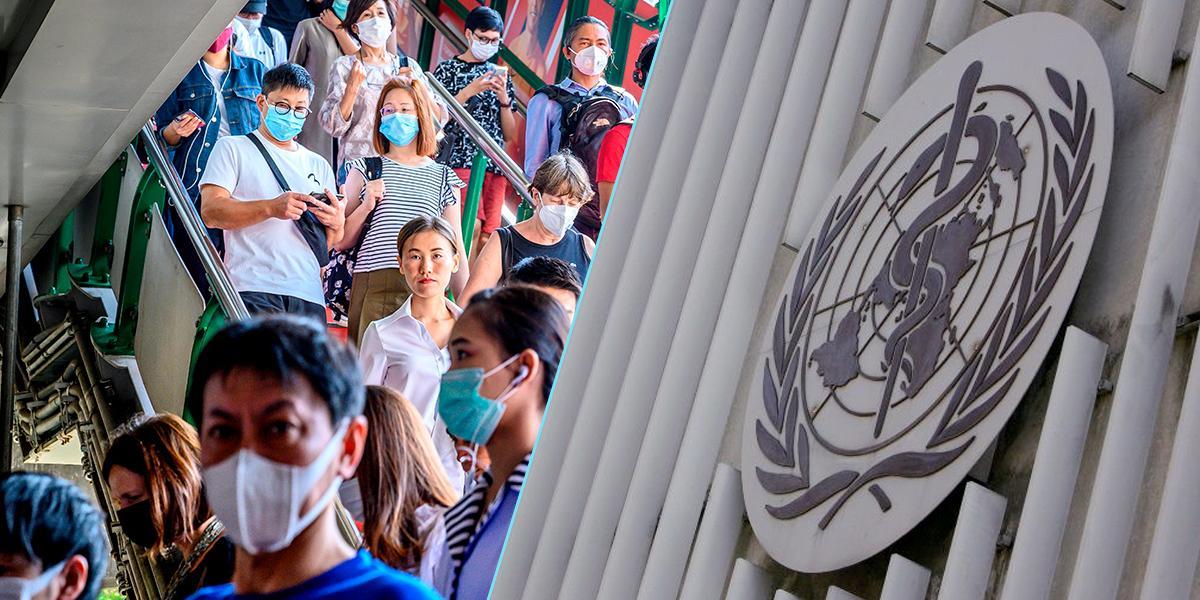 OMS convoca nuevamente comité de emergencia ante coronavirus de Wuhan