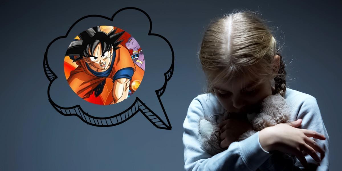 Critican a niña por gusto hacia Dragon Ball y ella responde con talento