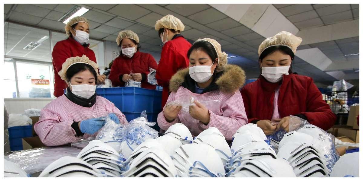 Coronavirus mujeres con tapabocas
