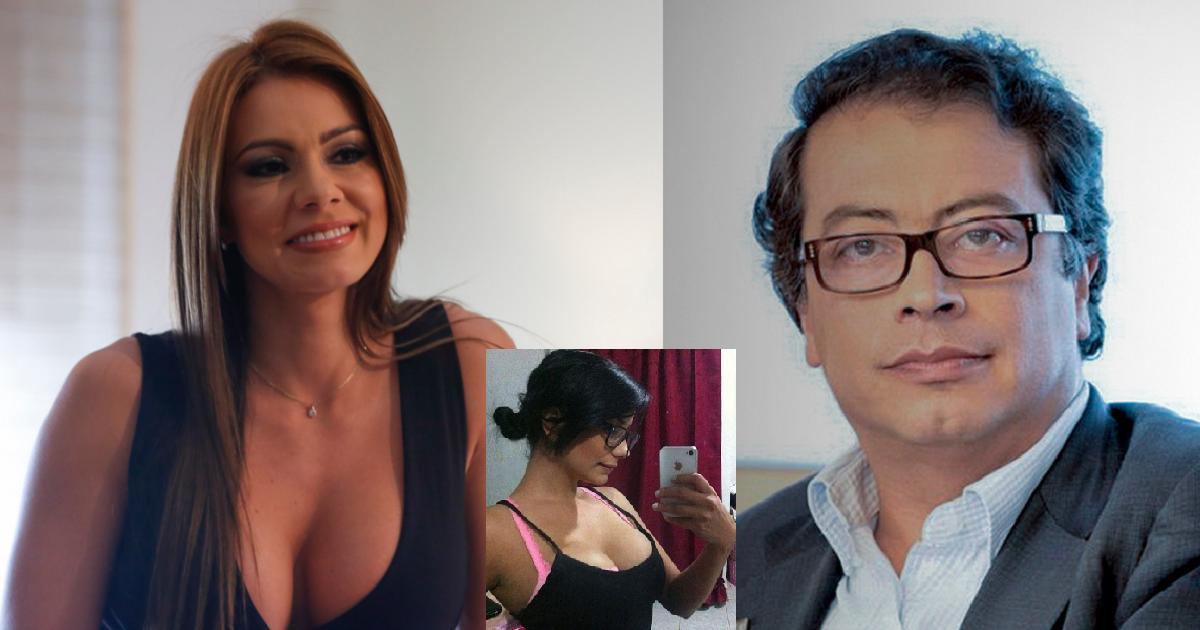 Luego de revelación de Esperanza Gómez sobre Petro, otra actriz les propone hacer un trío