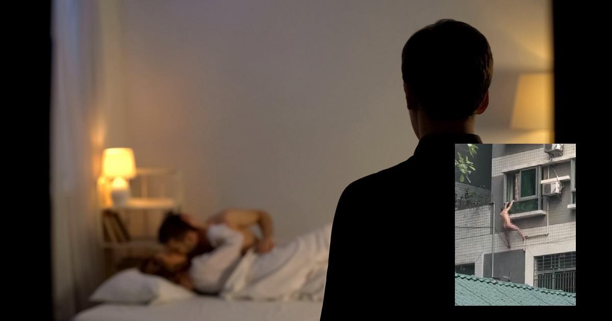 Joven cayó desnudo desde tercer piso, al parecer escapando de sus suegros en Pitalito