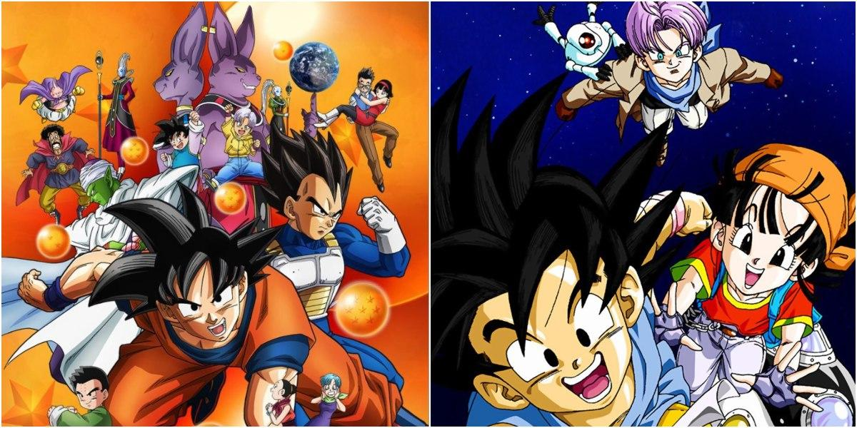 dragon ball super y gt cual es oficial
