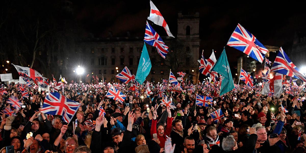 Reino Unido deja de ser miembro de la Unión Europea