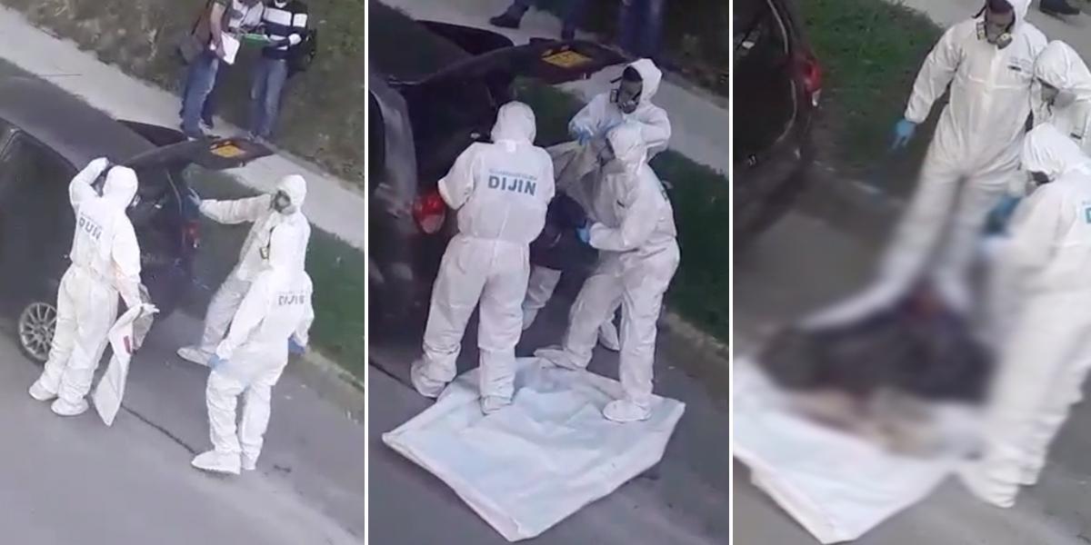 Misterioso crimen de una mujer que fue hallada muerta dentro del baúl de un carro en Bello