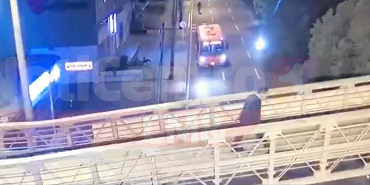 Médico que disparó a tres atracadores se presenta ante las autoridades