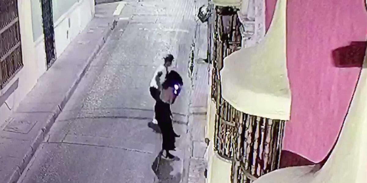 """La """"estrategia"""" de ladrones en Cartagena, para quedar en libertad tras ser capturados"""