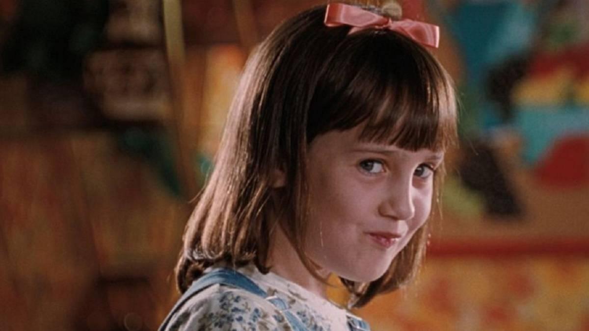 Netflix planea el regreso de Matilda como nunca antes la habías visto