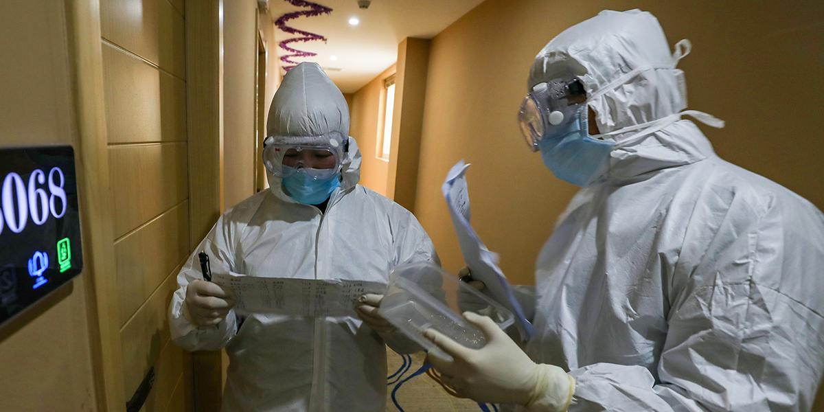 Confirmado: un colombiano da positivo en prueba de coronavirus