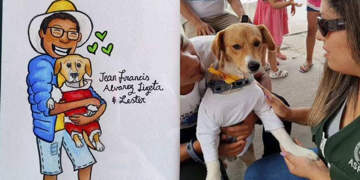 Niño murió por salvar a su perro