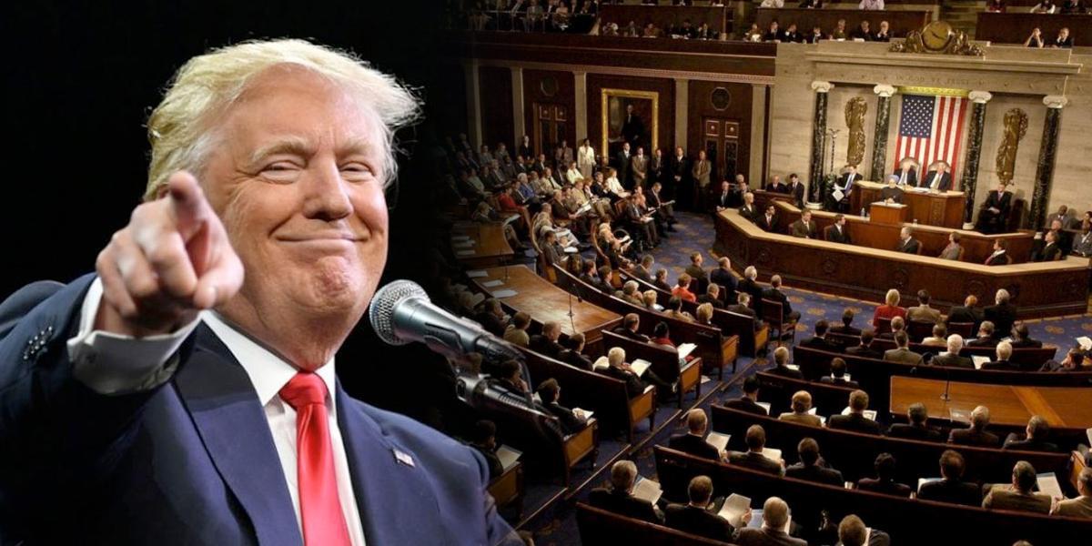 Senado de Estados Unidos absuelve al presidente Trump