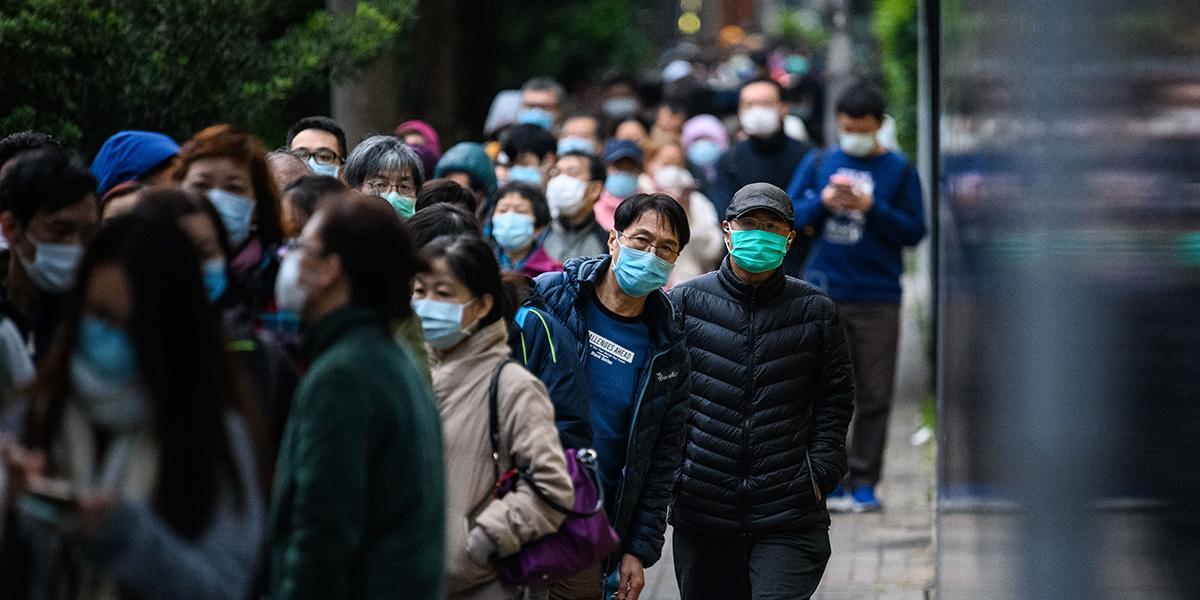 Balance de muertos en China por coronavirus aumentó a 560