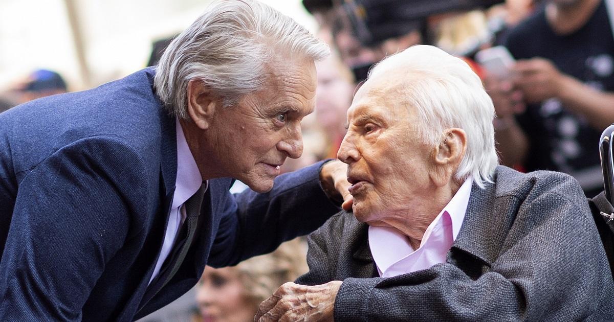 Murió a los 103 años la leyenda del cine Kirk Douglas