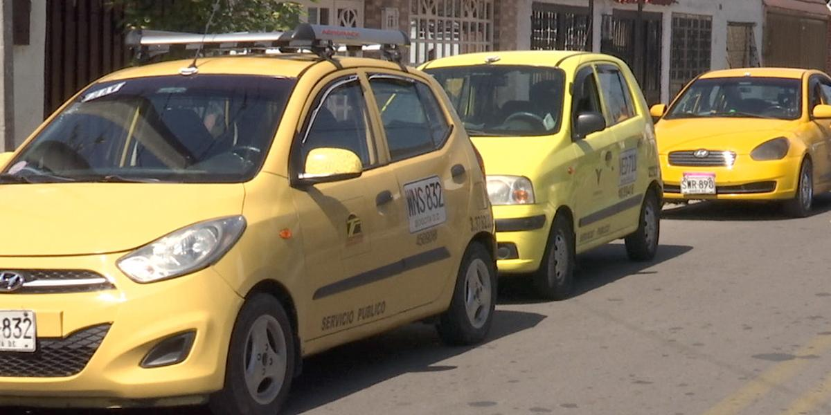 Taxistas suscribirán pacto para reconciliar con los usuarios en Bogotá