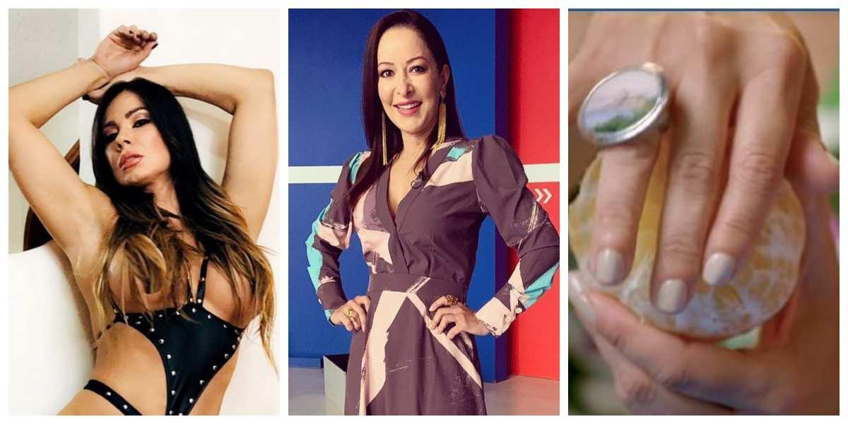Flavia Dos Santos y Esperanza Gómez dan clases prácticas sobre cómo hacer «llegar» a la mujer con el 'fingering'