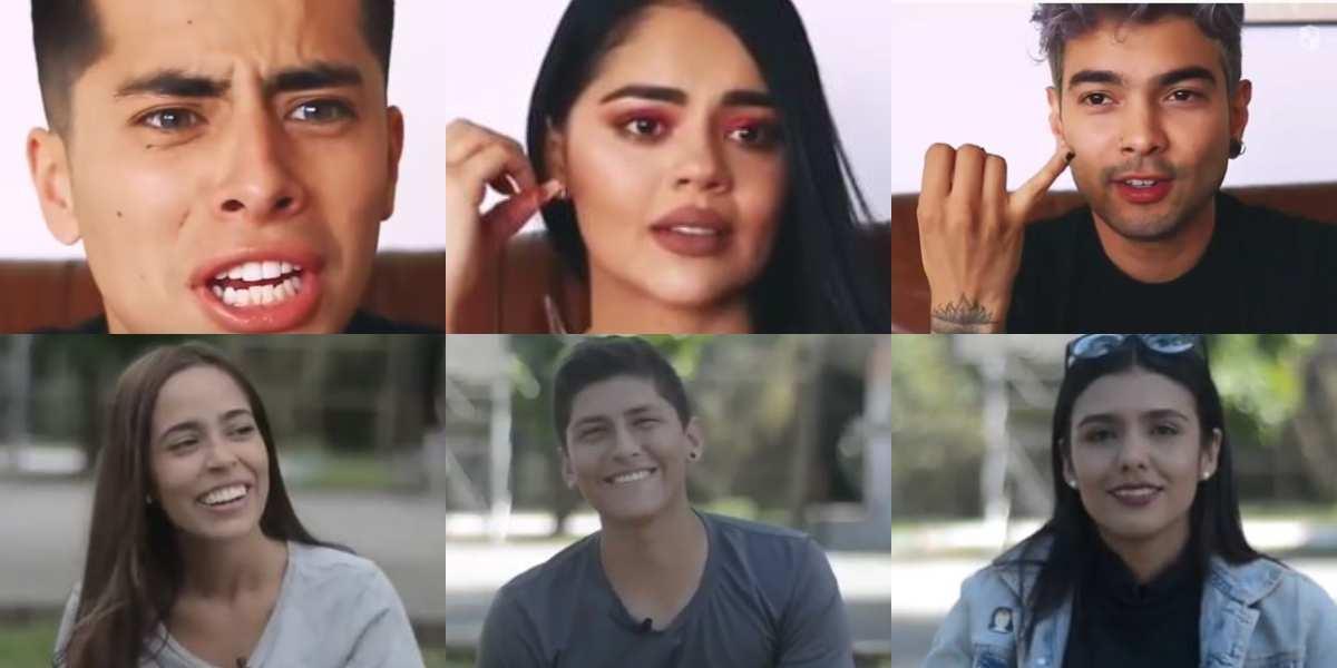 Youtubers vs. Estudiantes universitarios: el video viral que deja mal parados a los influenciadores