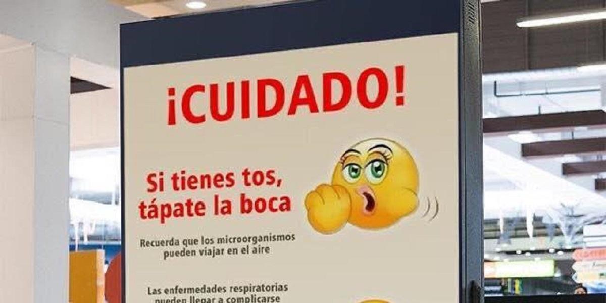 Secretaría de Salud usó Emoji de sexo oral en campaña contra coronavirus y desató las burlas