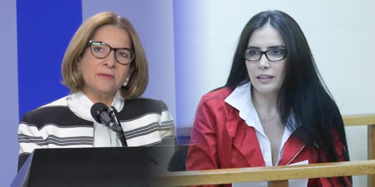 Gobierno rechaza las afirmaciones que hizo la excongresista Aida Merlano