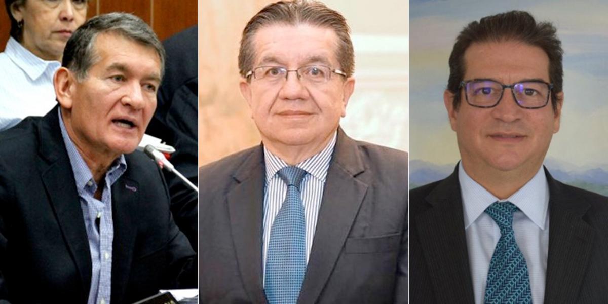 Estos son los nuevos miembros del gabinete ministerial del presidente Duque