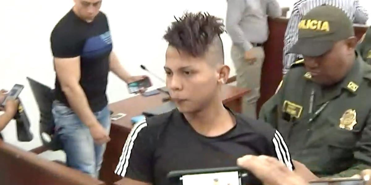 Juez envió a la cárcel a alias 'Pupileto'