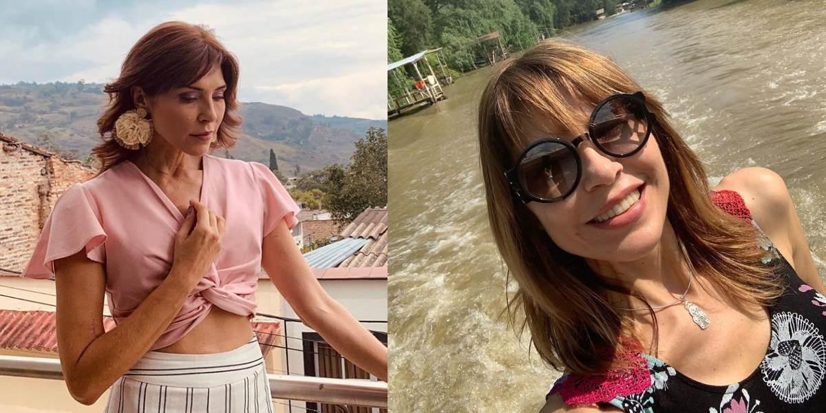 Tras ola de calor, Lorena Meritano decide desnudarse y publica la foto