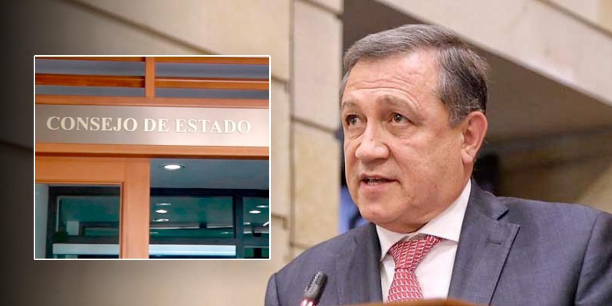 Comisión de Ética del Senado, es la autoridad competente para investigar disciplinariamente al senador Macías: Consejo de Estado