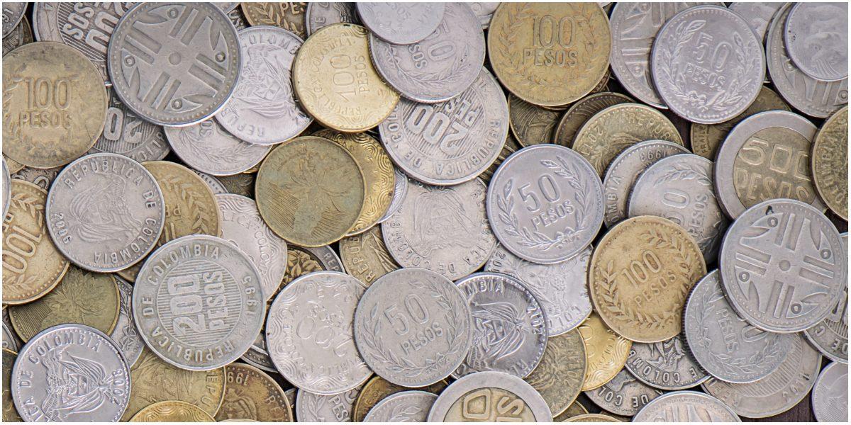 monedas de 200 pesos banco de la republica valor coleccionable