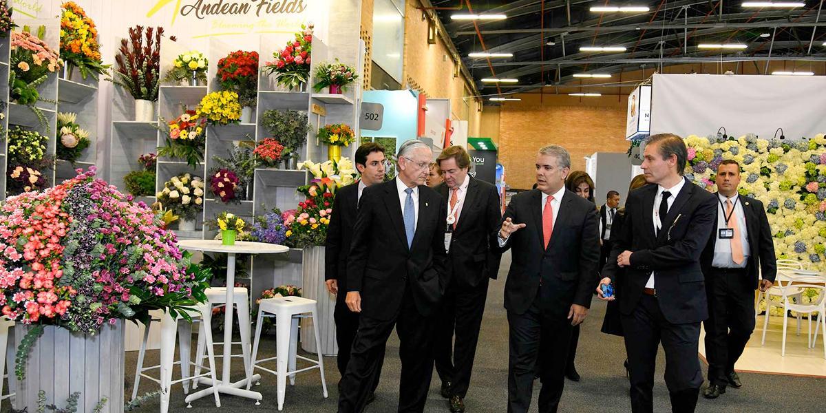 Gobierno presentará este martes agenda estratégica 2030 para sector floricultor