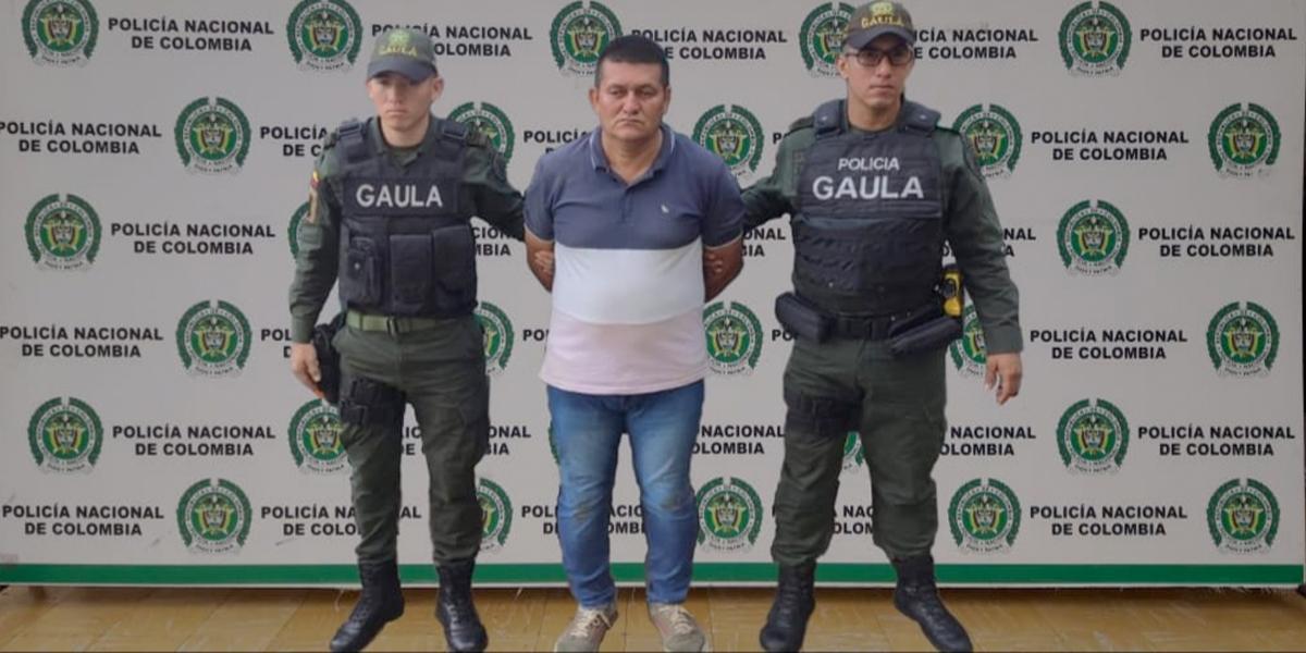 Capturan a concejal que integraba red de apoyo de estructuras residuales en Caquetá