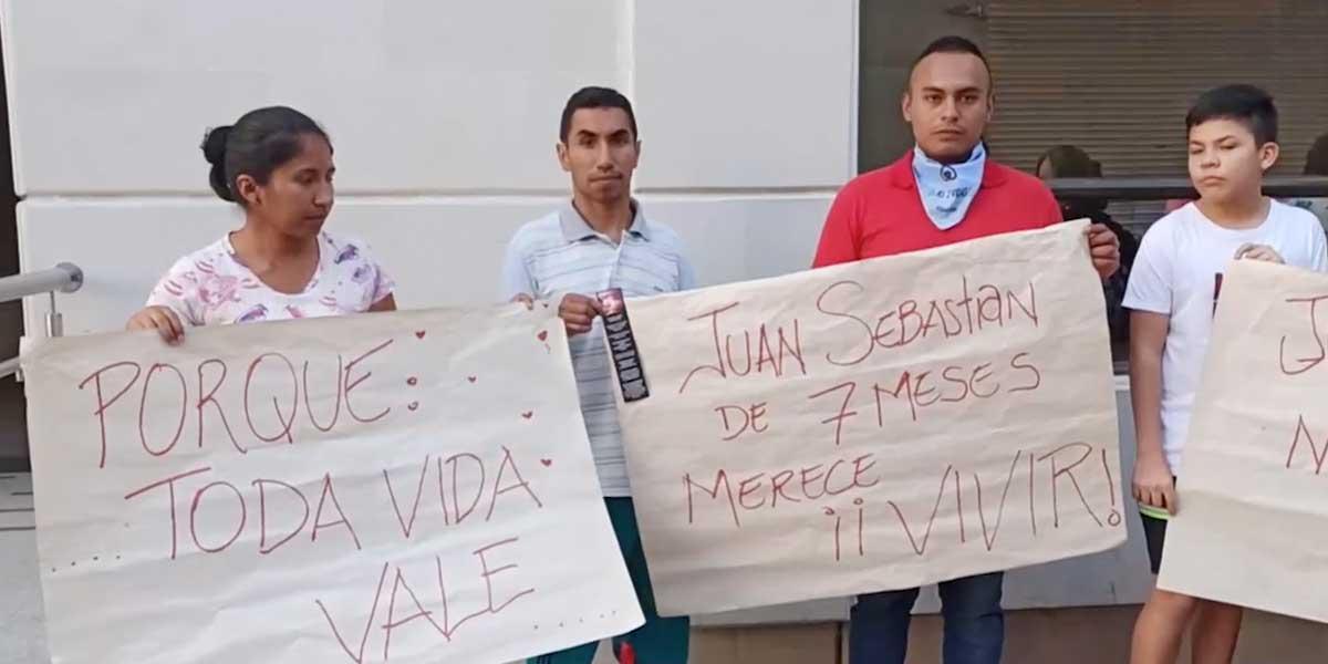 Habla el hombre que demandará a su expareja por abortar en Popayán