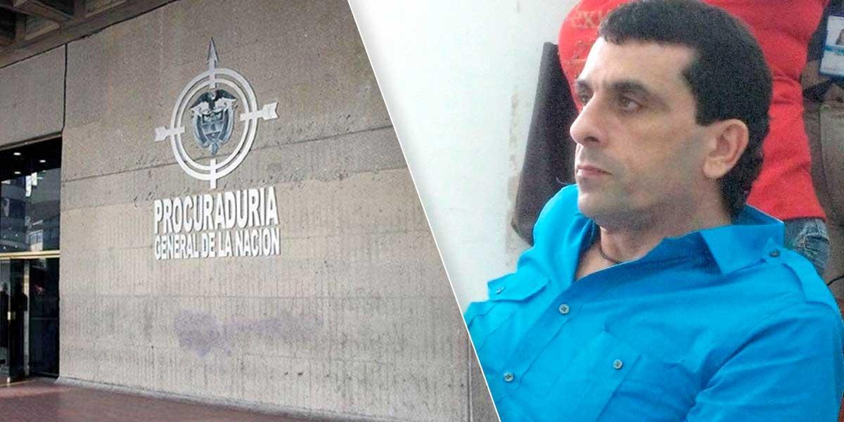Procuraduría pidió revocar detención domiciliaria de Samuel Viñas Abomohor