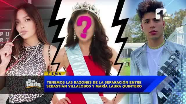 ¿Ya superó a María Laura? Esta es la nueva mujer con la que estaría saliendo Sebastián Villalobos