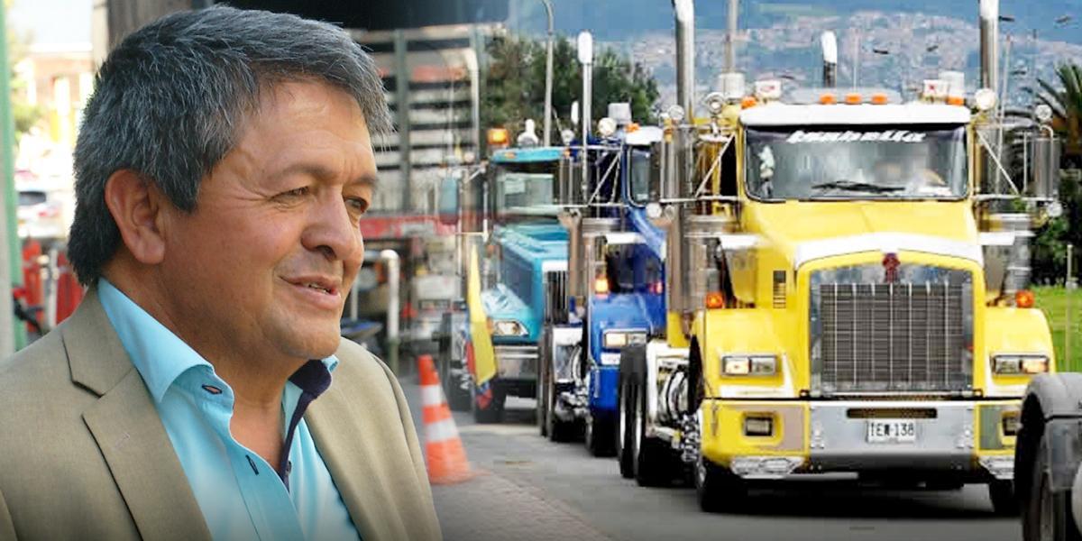 Camioneros amenazan con paro a partir del viernes