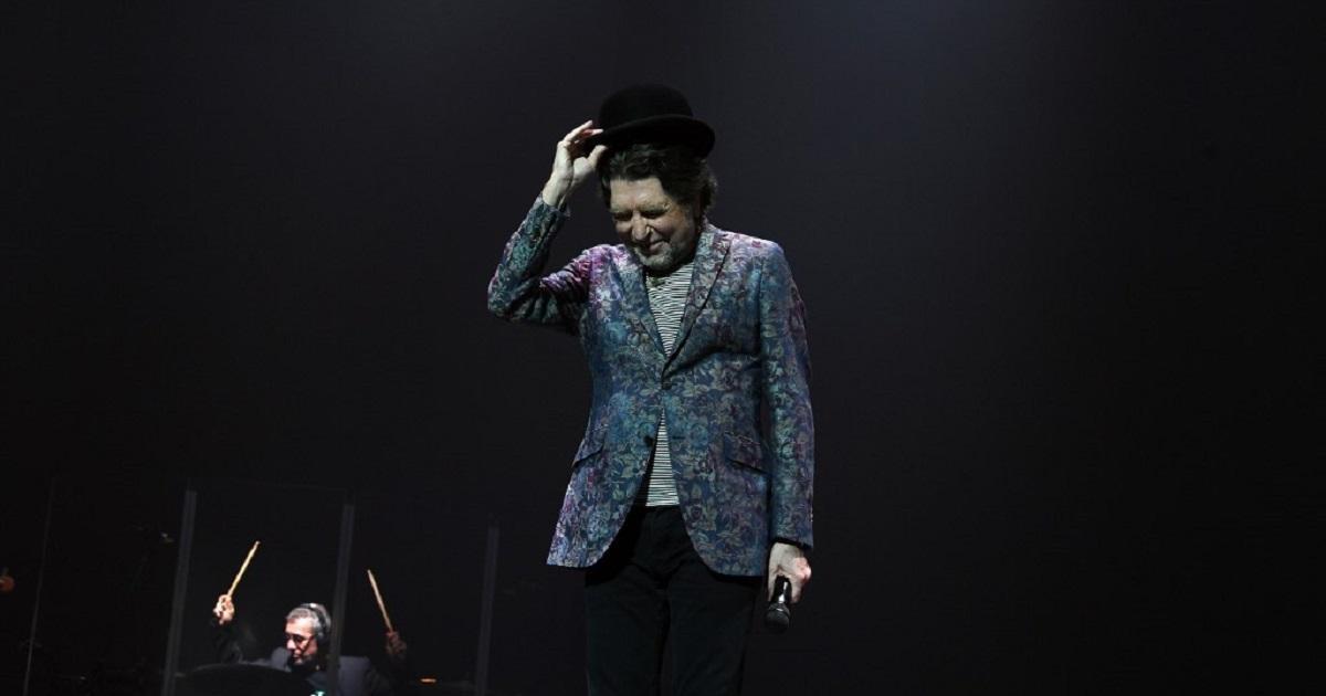 Joaquín Sabina - derrame cerebral / Foto AFP