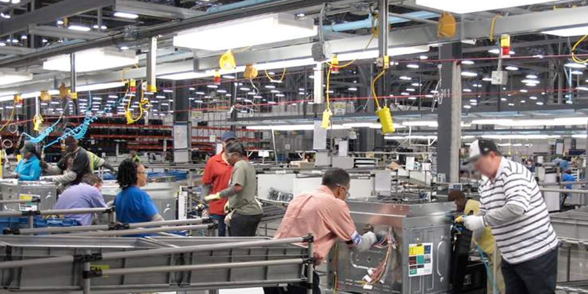 Producción industrial creció 3,2 al cierre de 2019