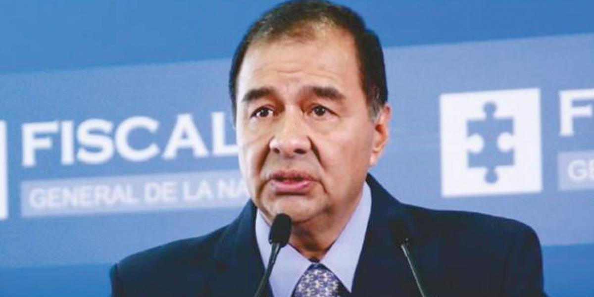 Exfiscal Fabio Espitia al servicio diplomático