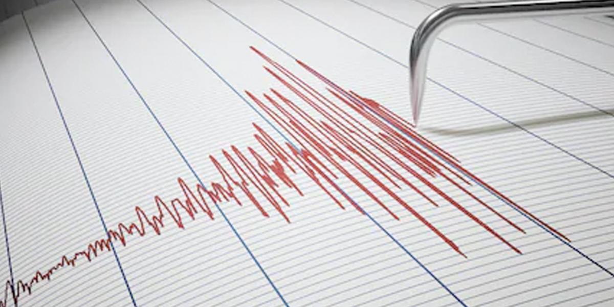 Se registra sismo de 4.2 en Santander