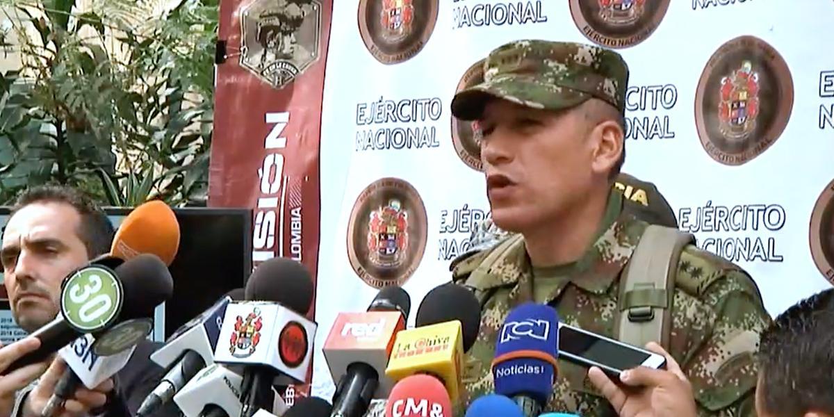 Ejército frustra seis atentados del ELN en Antioquia