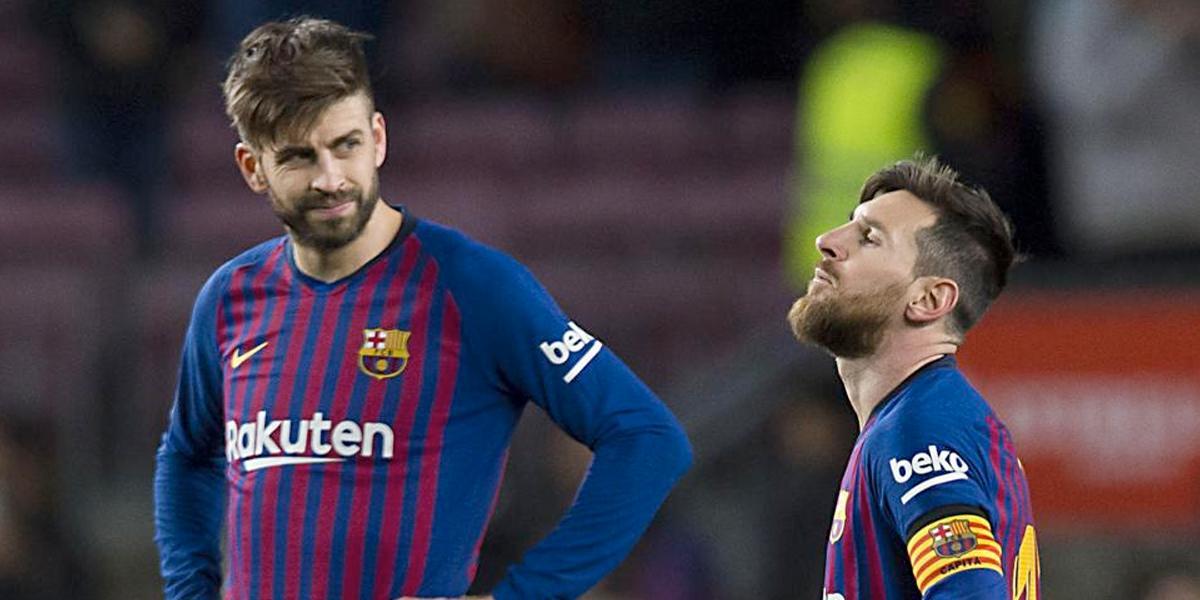 La denuncia contra Barcelona sobre contrato para difamar a Messi y Piqué