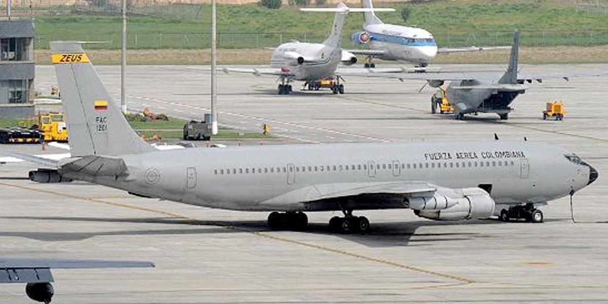 Fuerza Aérea colombiana viajará a Wuhan, China para evacuar a colombianos