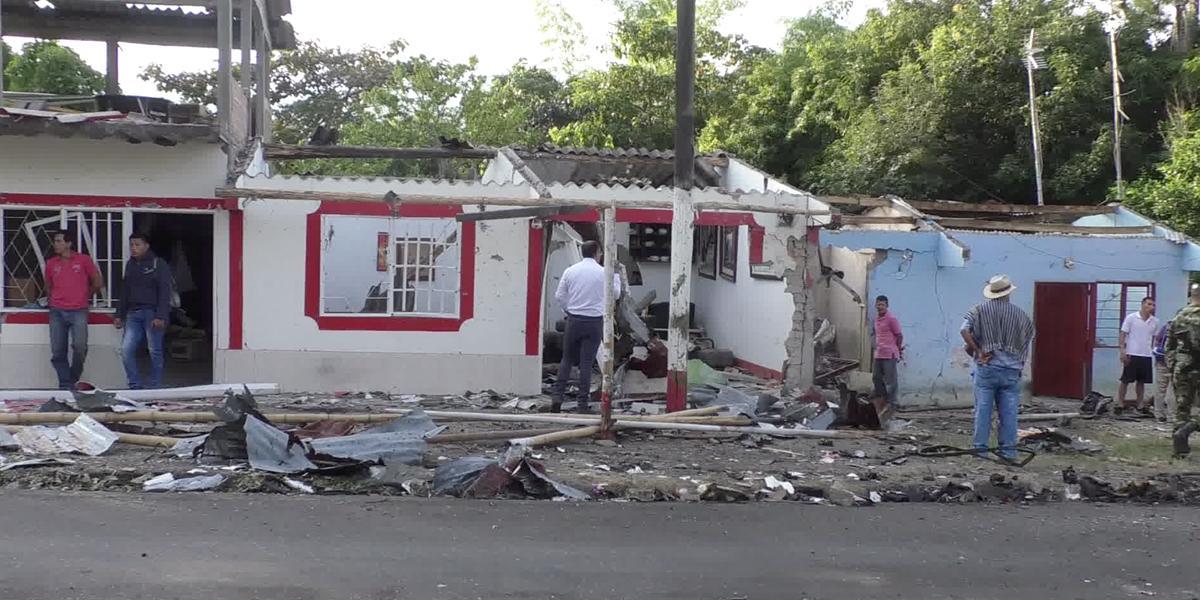 Unidad para las Víctimas en Cauca evalúa atención a afectados por explosión en municipio de Rosas