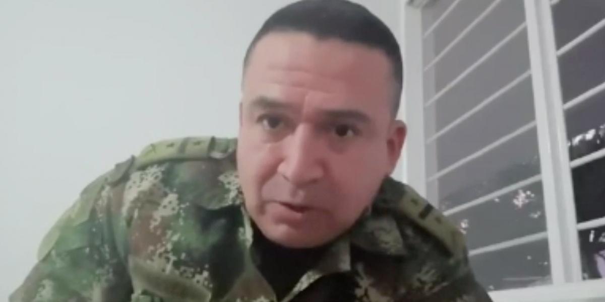 Inspección del Ejército investigará denuncias publicadas por el teniente coronel Amortegui