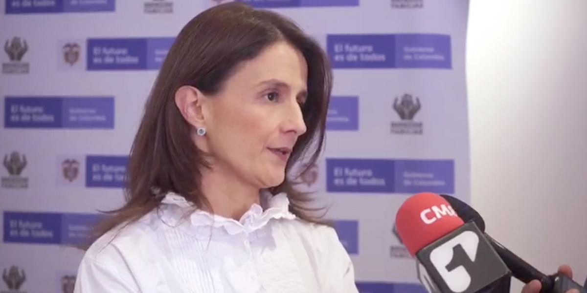 Juliana Pungiluppi renuncia a la dirección del ICBF
