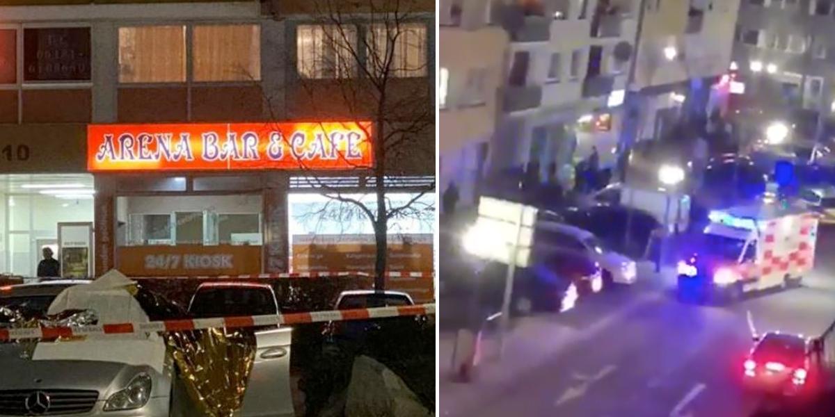 Ocho muertos y cinco heridos por dos tiroteos en Hanau, Alemania