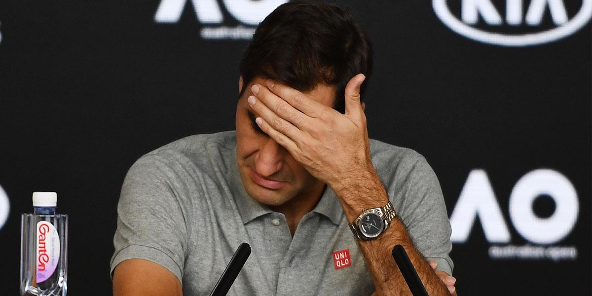 Se vuelve a cancelar partido de Federer en Bogotá
