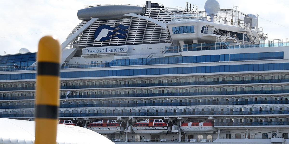 Dos personas que estaban en el crucero Diamond Princess mueren por coronavirus
